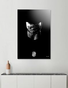 Discover «Daredevil», Exclusive Edition Aluminum Print by Paola Morpheus - From 69€ - Curioos