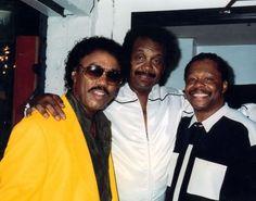 Johnnie Taylor, Tyrone Davis, J. Blackfoot