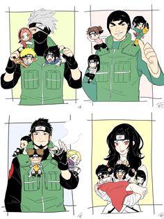 O Naruto Brigando Com O Sasuke Kkkkkkk São Amigos ♥