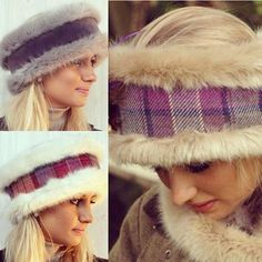 Accessories are the exclamation point in a woman's outfit!   The Belle Collection combines elegant fabrics with the most luxurious faux-furs to produce stylish and refined fashion accessories for any outdoor pursuit.  Our Head-warmer comes in a wide range of colours and is very versatile. It's versatility comes from the fact you can reverse it, enabling you to match many outfits this Autumn/Winter.  We also offer matching reversible scarves  Made and Designed in the UK By Annabel Brocks
