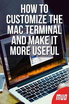 The Terminal app on your Mac is powerful, but it's a bit bland out of the box. Here's how to personalize Terminal for your needs. Mac Desktop, Macbook Desktop, Macbook Case, Technology Hacks, Computer Technology, Computer Tips, Macbook Pro Tips, Apple Macbook Pro, Linux Shell