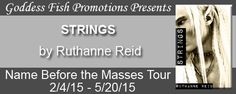 Blog Tour - The Christmas Dragon & Strings by Ruthanne Reid | Guest Post, Spreading the Word, & Gift Card Giveaway  #RuthanneReid