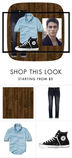 """Day-23"" by kryslyn007 on Polyvore featuring Hollister Co. and Converse"
