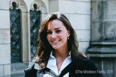 Pin for Later: Verblüffend: So hat sich Kate Middleton in den vergangenen 10 Jahren verändert 2005