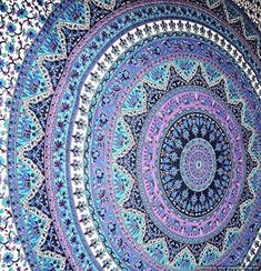 Large Indian Mandala Tapestry Hippie Hippy Wall Hanging T... https://www.amazon.com/dp/B00VB2SW3S/ref=cm_sw_r_pi_dp_x_zVtfybPYFW6YQ
