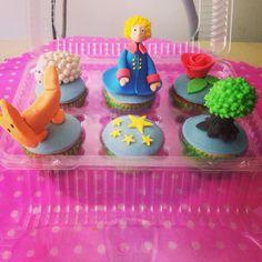 Cupcakes principito