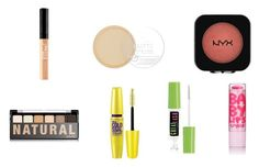 Designer Clothes, Shoes & Bags for Women Rimmel, Nyx, Maybelline, Everyday Makeup Routine, Eyeshadow, Lips, Polyvore, Beauty, Design