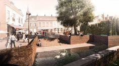 Brugge presenteert definitief ontwerp 't Zand