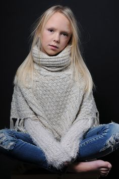 For our friends that are still braving cold weather, this post is for you! We love the look of denim mixed with knits in neutral hues. Kids Fashion, Neutral, Turtle Neck, Magazine, Denim, Fall, Sweaters, Style, Autumn