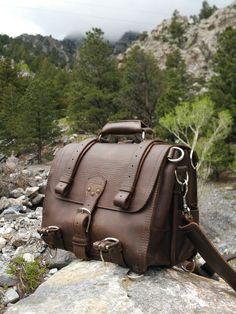 Saddleback Leather DCB Medium Briefcase