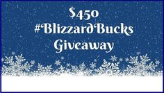 It's The $450 #Blizz