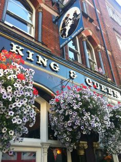 Friendly and traditional London pub