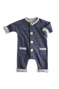 """1+ IN THE FAMILY Einteiler Anzug """"Pablo"""" denim"""