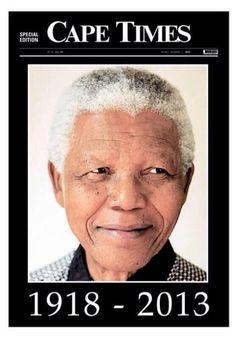 Nelson Mandela RIP