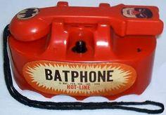 Batphone Hot Line!  Zowie!