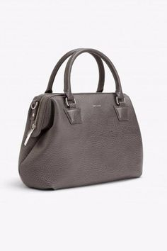 362540c986c8 Doctor handbag that can be worn crossbody with adjustable and removable  strap. Top zipper frame