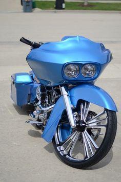 2007 Harley Davidson Custom Road Glide