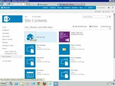 #SharePoint 2013 tutorial video: Features, Delivery and Development