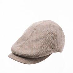 Long brim huntingcap www.omae.co/shop/brownhat