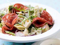 Op en top Belgisch Tasty Dishes, Salad Recipes, Spinach, Bbq, Cabbage, Good Food, Vegetables, Healthy, Foodies