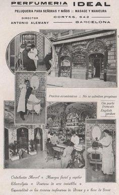 BARCELOFÍLIA: Anys 1900's