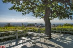 Ronald Reagan's GE Showcase House in Pacific Palisades #Celebrity #Home