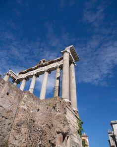 Mitt Roma: Mitt RomasjulekalenderSyttende desember Saturntemp... Building, Temple, Buildings, Construction, Architectural Engineering