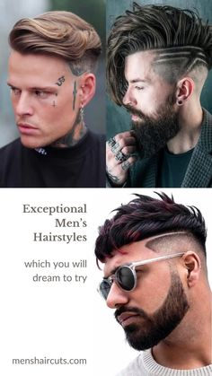 The undercut hair is one of those popular and distinctive cuts in 2021 that can be recognized even with the naked eye. Let's create an individual style and adding a sense of modernity and restraint. #undercut #undercuthaircut #undercutfade #disconnectedundercut #undercuts #mensundercut Tapered Undercut, Undercut Styles, Undercut Fade, Undercut Designs, Disconnected Undercut, Undercut Hairstyles, Popular Mens Haircuts, Cool Mens Haircuts, Latest Hair Trends