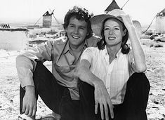 Timothy Bottoms and Maggie Smith in Love and Pain and the Whole Damn Thing, 1973