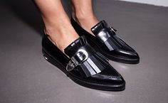 Toga Pulla loafers-- I MUST HAVE THESE FOR FALL