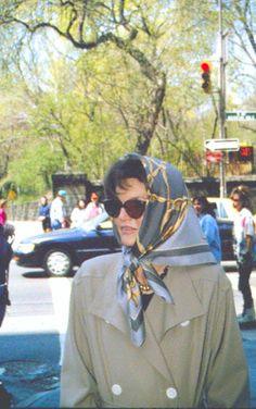 Central Park, April 24, 1994