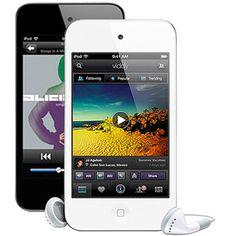 Apple iPod Touch 4th Generation (Choose 16GB or 32GB) & Bonus Accessory Kit-179