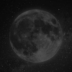 New moon today.  http://moonapp.me