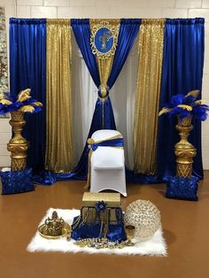 King boy baby shower themes awesome royal prince baby shower dessert table – www… - İpekce Fikirler Baby Shower Decorations For Boys, Boy Baby Shower Themes, Baby Shower Parties, Baby Boy Shower, Royal Baby Shower Theme, Birthday Decorations, Prince Birthday Party, Royal Theme, Decoration Evenementielle