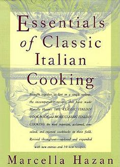 she is to Italian what Julia Child is to French