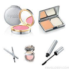 Beauty Set With La Prairie Blush La Prairie Foundation La Prairie Mascara And Long Wearing Eyeliner From November 2015 #beauty #makeup