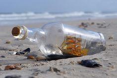 Ship in a Bottle | Ship In A Bottle by Mike McGlothlen