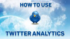 Twitter has it`s own very usefull analytics tools that you can use to improve your tweets engagement and boost your social media rating overall. By default, the analytics are shown for the past 28 days, but you can easily tailor the time period that you are interested in: for a particular day, week or month etc.