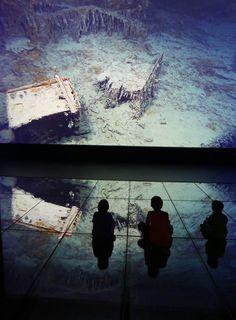 Titanic Titanic History, Titanic Movie, Rms Titanic, Titanic Poster, Titanic Photos, Belfast, Liverpool, Creepy History, Titanic Artifacts