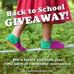 2014 Back-to-School #GIVEAWAY from Soft Star Shoes and Nova Natural. Enter today! #contest #sweepstakes #win