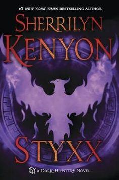 book cover of   Styxx