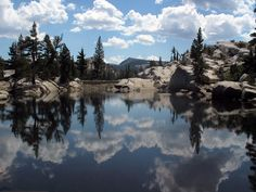 Lake Aloha in Desolation Wilderness California. This is one of the most gorgeous places to hike in desolation.