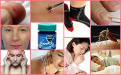 10 different uses of vicks vapor rub 1. Decongest Your Chest  2. On Your Tootsies 3. Achy Muscles 4. Get Rid of Nasty Nail Fungus 5. Headaches Be Gone 6. Humidify Your Sleep 7. Paper Cuts and Splinters 8. Ticks and Bugs 9. Reek-free Racehorses 10. Go Away Mosquitoes http://www.morningmist.co.in/HomePage.aspx