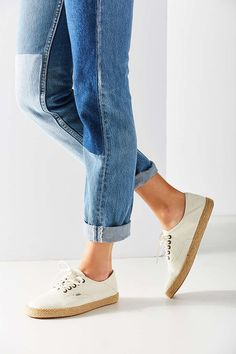 Vans Surf Authentic Espadrille Sneaker - Urban Outfitters