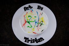 37 Cooks: Have a Happy National Culinary Arts Month with Tristan's Cake!
