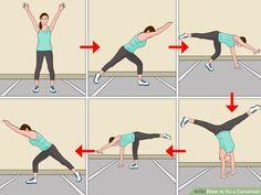 2 Step-by-Step Ways to Do a Cartwheel - wikiHow