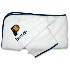 Milwaukee brewers infant personalized hooded towel mitt set indiana pacers infant personalized hooded towel mitt set white 4499 negle Choice Image