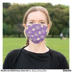 Shop Sage Green Leaves Purple Blush Pink Flowers Cloth Face Mask created by cobblestoneandlilacs. Purple Blush, Teal Coral, Blue Ombre, Purple Yellow, Turquoise, Edelweiss, How To Protect Yourself, Shape Of You, Ear Loop