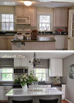 Top 10 Before-and-After Kitchen Projects of 2014 | POPSUGAR Home