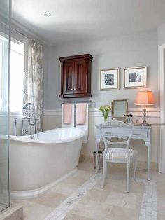 Oasis of Calm #Sarah Richardson, bathroom